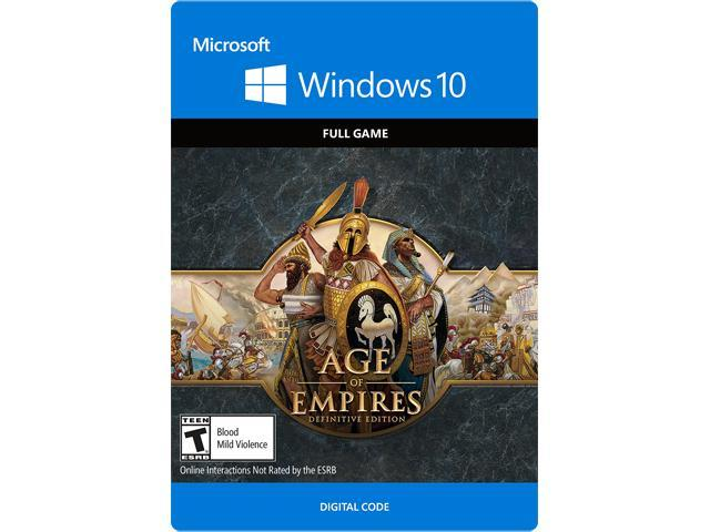 Age of Empires: Definitive Edition Windows 10 [Digital Code]