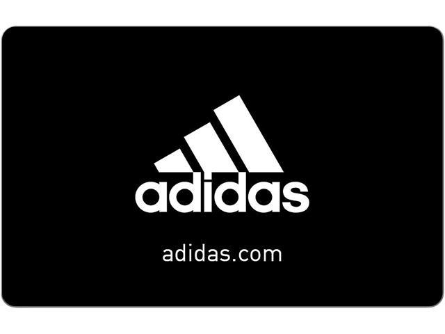 adidas $50 Gift Card (Email Delivery)