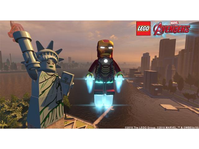 Lego Marvel's Avengers [Online Game Code] – NeweggFlash.com