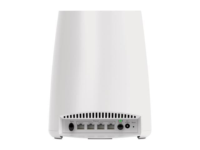 Orbi Home Wi-Fi System. Add up to 2,000 sq ft. AC2200 Tri-Band Wi-Fi Coverage (RBS40) By NETGEAR [Add-on Satellite]