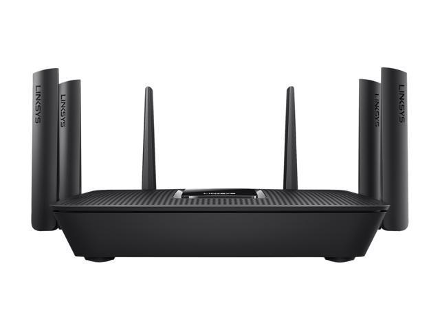 Linksys EA9300 Max-stream AC4000 Tri-band Wi-Fi Router