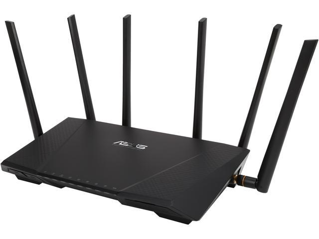 Refurbished: Asus Certified RT-AC3200 Tri-Band AC3200 Wireless Gigabit Router