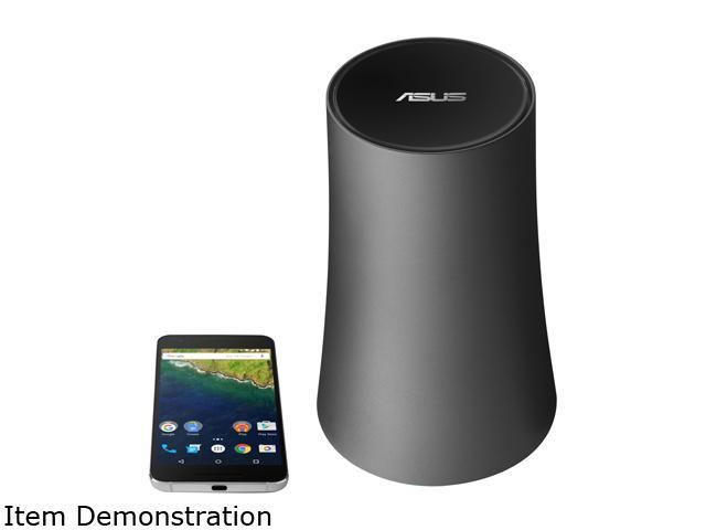 Asus - OnHub Wireless AC1900 Router with NAT Firewall