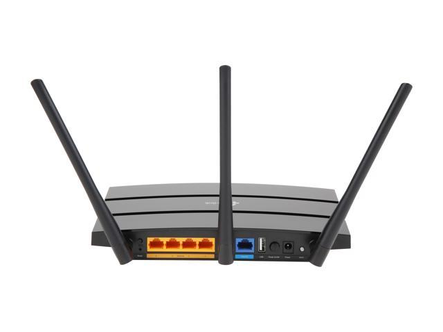 Refurbished: TP-Link Archer C59 AC1350 Wireless Dual Band Router IEEE 802.11ac/n/a 5 GHz IEEE 802.11b/g/n 2.4 GHz