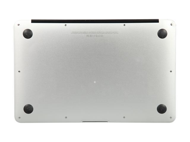 """Refurbished: Apple Grade B Laptop MacBook Air MD711LL/B Intel Core i5 4th Gen 4260U (1.40 GHz) 4 GB LPDDR3 Memory 128 GB SSD Intel HD Graphics 5000 11.6"""""""