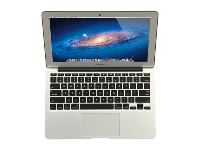 "Refurbished: Apple Grade A Laptop MacBook Air MD845LL/AU-A Intel Core i7 2.20 GHz 8 GB Memory 256 GB SSD 11.6"" Mac OS X v10.10 Yosemite"