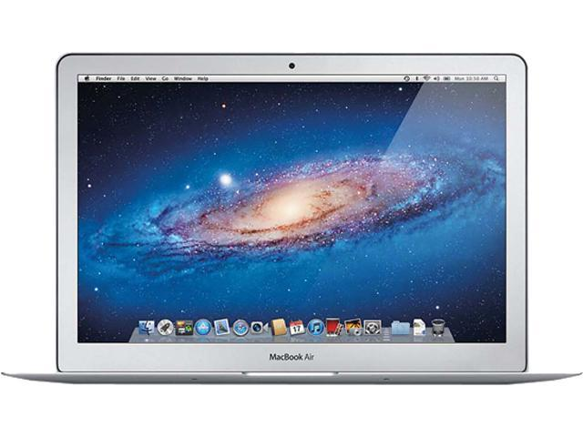 Refurbished: Apple Laptop - Grade B MacBook Air MC965LL/A-B Intel Core i5 2557M (1.70 GHz) 4 GB Memory 128 GB SSD Intel HD Graphics 3000 13.3""
