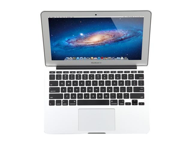 "Refurbished: Apple Grade C Laptop MacBook Air MD711LL/B Intel Core i5 4th Gen 4260U (1.40 GHz) 4 GB LPDDR3 Memory 128 GB SSD Intel HD Graphics 5000 11.6"" Mac OS X v10.9 Mavericks"