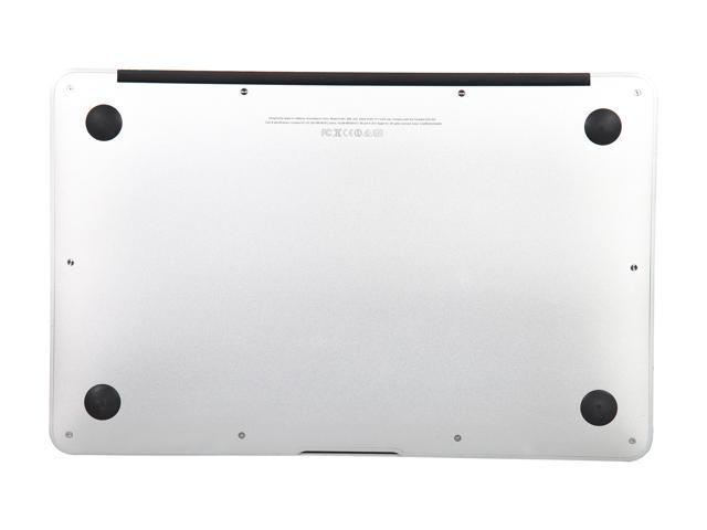 "Refurbished: Apple Grade C Laptop MacBook Air MD711LL/B Intel Core i5 4th Gen 4260U (1.40 GHz) 4 GB LPDDR3 Memory 128 GB SSD Intel HD Graphics 5000 11.6"" Mac OS X v10.9 Mavericks"