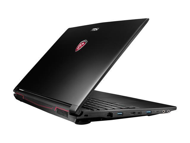 """MSI GL62M 7RD-1407 15.6"""" IPS GTX 1050 2 GB VRAM i5-7300HQ 8 GB Memory 256 GB SSD Windows 10 Home Gaming Laptop English Version"""