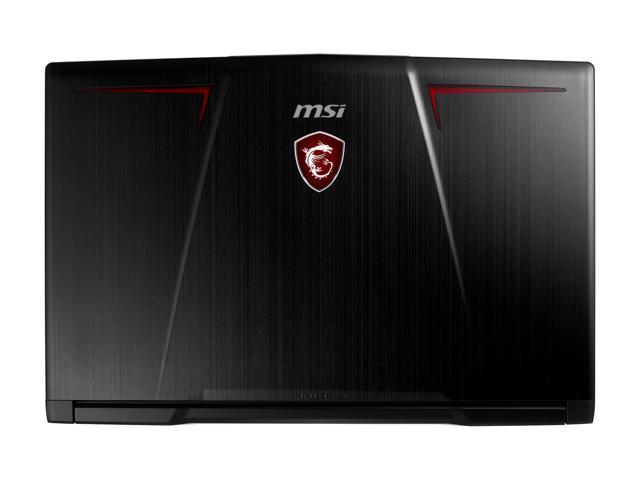 "MSI GX63VR-NE1070 15.6"" 120 Hz GTX 1070 i7-7700HQ 16 GB Memory 256 GB M.2 SATA SSD + 1 TB HDD Windows 10 Home VR Ready Gaming Laptop - ONLY @ NEWEGG"
