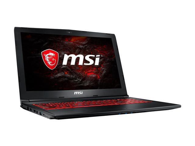 "MSI GL62M 7RDX-NE1050i7 15.6"" Intel Core i7 7th Gen 7700HQ (2.80 GHz) NVIDIA GeForce GTX 1050 8 GB Memory 128 GB NVMe SSD 1 TB HDD Windows 10 Home 64-Bit Gaming Laptop -- ONLY @ NEWEGG"