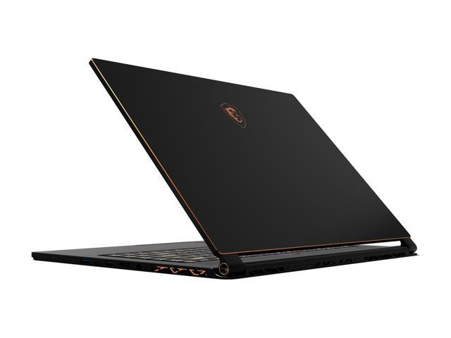 "MSI GS65 Stealth THIN-051 15.6"" 144 Hz FHD GTX 1060 6 GB VRAM i7-8750H 16 GB Memory 256 GB NVMe SSD Windows 10 Home 64-Bit Gaming Laptop"