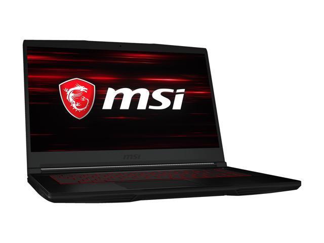 "MSI GF63 8RC-249 15.6"" IPS GTX 1050 i5 -8300H 8 GB Memory 1 TB HDD Windows 10 Home 64-Bit Gaming Laptop -- ONLY @ NEWEGG"