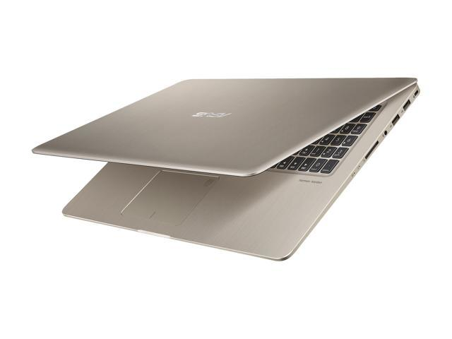"ASUS VivoBook Pro 15 N580VD-DB74T 15.6"" FHD Touchscreen Laptop, 7th Gen Intel Core i7 Processor 2.8 GHz (Turbo up to 3.8 GHz), GeForce GTX 1050 4 GB GDDR5, 16 GB DDR4, 512 GB M.2 SSD, Backlit Keyboard"