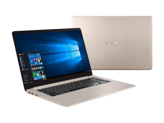 "ASUS VivoBook S510 15.6"" Full HD Thin and Portable Laptop, Intel Core i7-7500U 2.7 GHz Processor, NVIDIA GeForce 940MX 2 GB, 8 GB DDR4 RAM, 256 GB M.2 SSD + 1 TB HDD, Windows 10 Signature Edition"