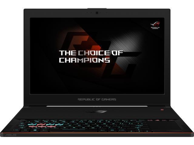 "ASUS ROG Zephyrus GX501VS-XS71 15.6"" Full-HD 120 Hz Ultra-portable Gaming Laptop, GeForce GTX 1070, Max-Q Design, VR Ready Intel Core i7, 256 GB PCIe SSD, 16 GB DDR4, Windows 10 Pro 64-Bit"