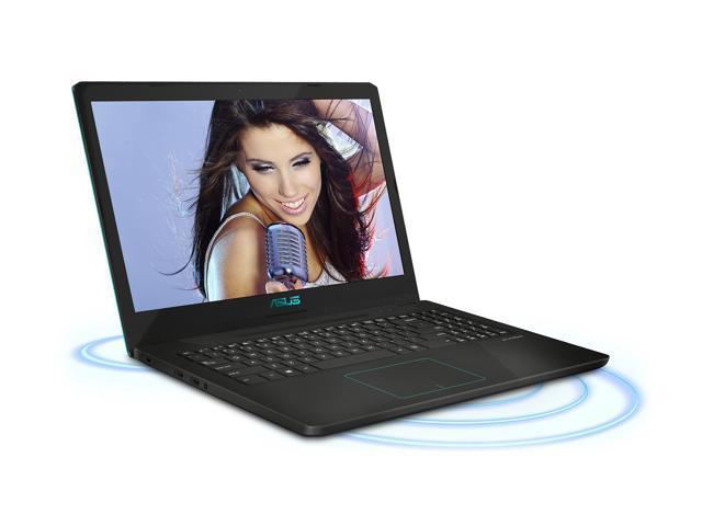 "ASUS K570UD-ES54 15.6"" FHD GeForce GTX 1050 Core i5-8250U 8GB Memory 256GB SSD Windows 10 Home Gaming Laptop With Fingerprint Reader and Backlit Keyboard"