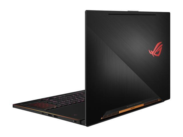 "ASUS ROG Zephyrus GX501 (8th-Gen) 15.6"" Ultra Slim Gaming Laptop, 144 Hz IPS-Type G-SYNC Panel, GTX 1080 8 GB, Intel Core i7-8750H Processor (up to 3.9 GHz), 512 GB PCIe SSD, 16 GB DDR4 2666 MHz"