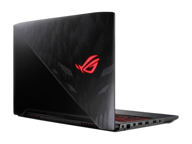 "ASUS ROG GL503GE-ES73 Strix Hero Edition 15.6"" Gaming Laptop, 8th-Gen 6-Core Intel Core i7-8750H Processor (Up to 3.9 GHz), GeForce GTX 1050 Ti 4 GB, 120 Hz 3 ms Display, 16 GB DDR4, 128 GB PCIe SSD +"