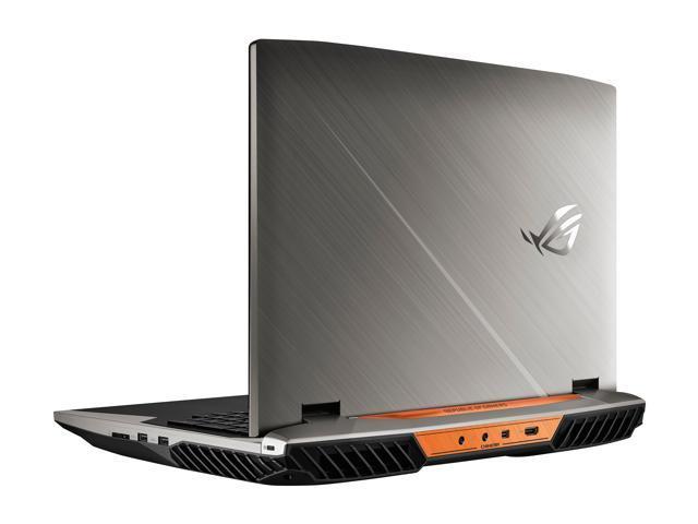 "ASUS G703GI-XS71 17.3"" 144 Hz Intel Core i7 8th Gen 8750H (2.20 GHz) NVIDIA GeForce GTX 1080 16 GB Memory 256 GB SSD 2 TB SSHD Windows 10 Pro 64-bit Gaming Laptop"