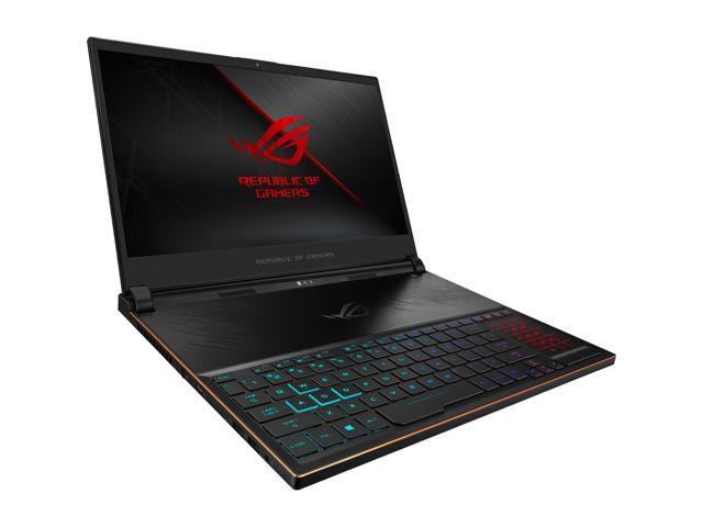 "ASUS GX531GM-DH74 15.6"" 144 Hz Intel Core i7 8th Gen 8750H (2.20 GHz) NVIDIA GeForce GTX 1060 16 GB Memory 512 GB SSD Windows 10 Home 64-bit Gaming Laptop"