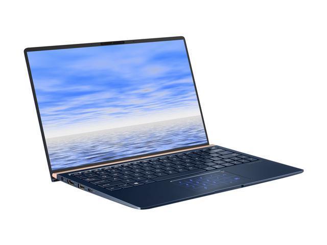 ASUS ZenBook 13  8th-Gen Intel Whiskey Lake Core i5-8265U Processor, 8 GB LPDDR3, 256 GB PCIe SSD, Backlit KB, NumberPad, Military-Grade, Windows 10 - UX333FA-DH51, Ultra-Slim Laptop  FHD WideView, 13
