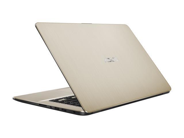 "ASUS VivoBook 15.6"" FHD Laptop, Quad-Core Ryzen 5 2500U Processor (up to 3.6 GHz) with Radeon Vega 8 Graphics, 8 GB DDR4, 256 GB M.2 SSD, 802.11ac Wi-Fi - F505ZA-DH51"