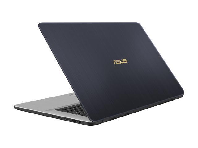 "ASUS VivoBook Pro 17 Thin and Portable Laptop, 17.3"" Full HD, Intel Core i7-8565U, NVIDIA GeForce GTX 1050, 16 GB RAM, 1 TB HDD + 256 GB SSD, 802.11ac WiFi, USB-C, Backlit KB, Windows 10 - N705FD-ES76"