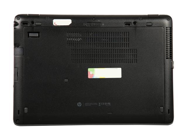 "Refurbished: HP B Grade Laptop 840 G1 Intel Core i5 4th Gen 4300U (1.90 GHz) 4 GB Memory 320 GB HDD 14.0"" Windows 10 Home 64-Bit"