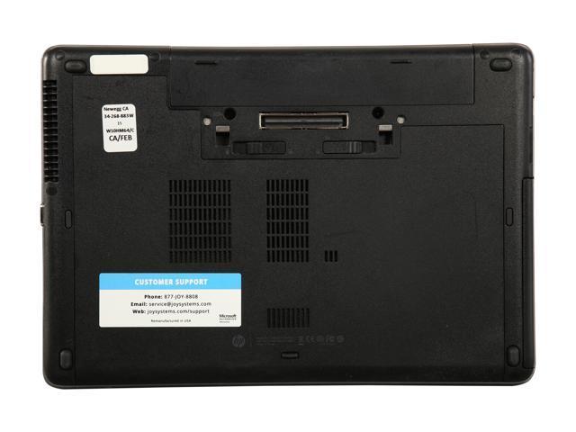 "Refurbished: HP C Grade Laptop 640 G1 Intel Core i5 4th Gen 4300M (2.60 GHz) 8 GB Memory 250 GB HDD 14.0"" Windows 10 Home 64-Bit"