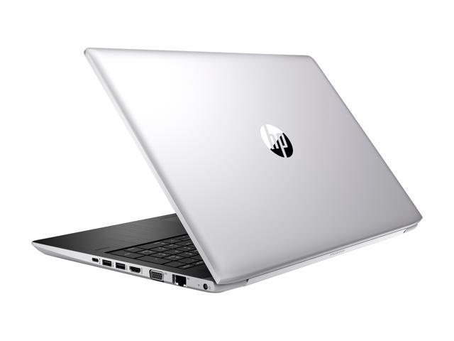 "HP ProBook 450 G5 (2ST02UT#ABA) Intel Core i5 (8th Gen) i5-8250U 4 GB DDR4 SDRAM 500 GB HDD Intel UHD Graphics 620 15.6"" LCD Windows 10 Pro 64-Bit"