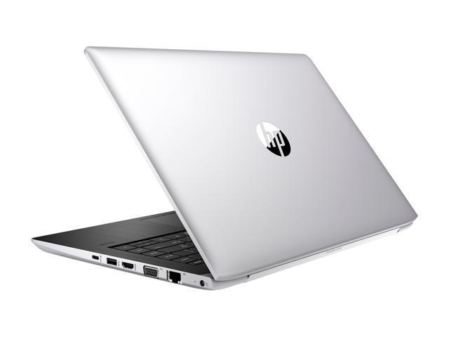 "HP Laptop ProBook 440 G5 (2SS93UT#ABA) Intel Core i3 7th Gen 7100U (2.40 GHz) 4 GB Memory 500 GB HDD Intel HD Graphics 620 14.0"" Windows 10 Pro 64-Bit"