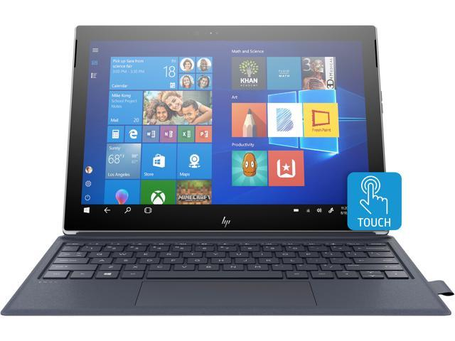 "Refurbished: HP ENVY x2 12-e011nr Qualcomm Snapdragon 835 (2.45 GHz) 4 GB Memory 128 GB Flash SSD Adreno 540 12.3"" Touchscreen 1920 x 1280 Detachable 2-in-1 Laptop Windows 10 S"