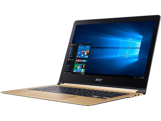 "Acer Bilingual Laptop SF713-51-M51W Intel Core i7 7th Gen 7Y75 (1.30 GHz) 8 GB Memory 512 GB SSD Intel HD Graphics 615 13.3"" Windows 10 Home 64-Bit"