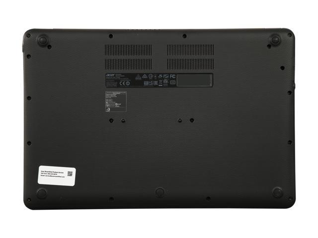 "Refurbished: Acer CB3-532-C47C Chromebook Intel Celeron N3060 (1.60 GHz) 2 GB Memory 16 GB Flash 15.6""  Chrome OS (Manufacturer Recertified)"