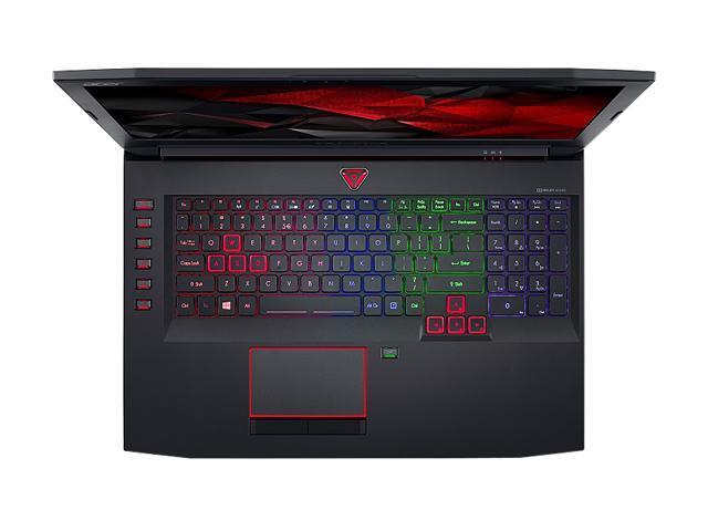 "Refurbished: Acer Predator G9-793-79D9 17.3"" 4K/UHD Intel Core i7 6th Gen 6700HQ (2.60 GHz) NVIDIA GeForce GTX 1070 64 GB Memory 512 GB SSD 2 TB HDD Windows 10 Home Gaming Laptop (Manufacturer Recertified)"