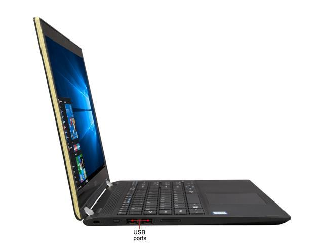 "Refurbished: Acer Spin SP315-51-757C Intel Core i7 7th Gen 7500U (2.70 GHz) 12 GB Memory 1 TB HDD Intel HD Graphics 620 15.6"" Touchscreen 1920 x 1080 Convertible 2-in-1 Laptop Windows 10 Home 64-Bit (Manufacturer Recertified)"