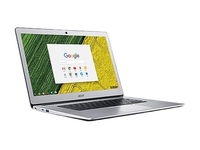 "Refurbished: Acer Chromebook 15 CB515-1HT-P39B Grade A Chromebook Intel Pentium N4200 (1.1 GHz) 4 GB Memory 32 GB Flash 15.6"" Touchscreen Chrome OS"