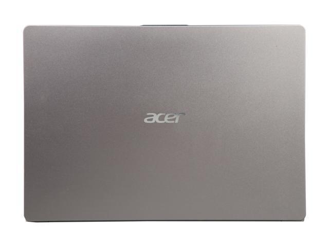 "Refurbished: Acer Grade A Laptop Swift 1 SF114-32-P2PK Intel Pentium Silver N5000 (1.10 GHz) 4 GB Memory 64 GB Flash SSD Intel UHD Graphics 605 14.0""  Windows 10 S (Manufacturer Recertified)"