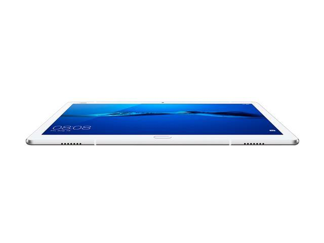 "Huawei MediaPad M3 Lite 10 53019415 Qualcomm MSM8940 (1.40 GHz) 3 GB Memory 16 GB Flash Storage 10.1"" 1920 x 1200 Tablet Android 7.0 (Nougat) + EMUI 5.1 (US Warranty)"
