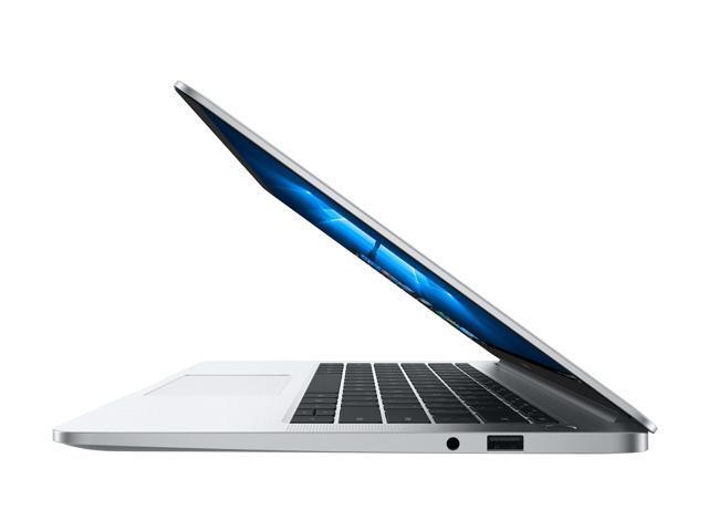 "Huawei MateBook D Intel Core i5 8th Gen 8250U (1.60 GHz) 8 GB Memory 256 GB SATA SSD NVIDIA GeForce MX150 14.0"" Touchscreen Windows 10 Home 64-Bit laptop - 53010CQY"