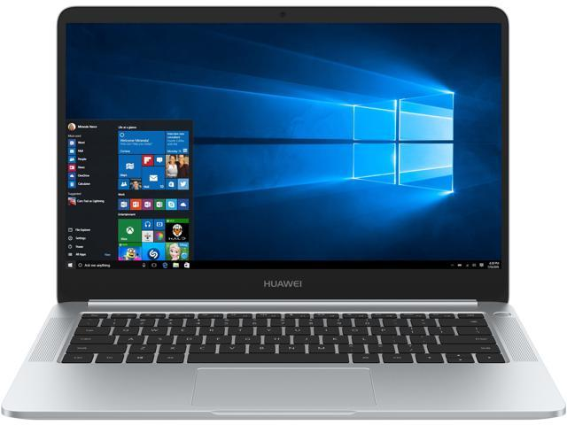 "Huawei Laptop MateBook D 53010CRG AMD Ryzen 5 2500U (2.00 GHz) 8 GB Memory 256 GB SSD AMD Radeon Vega 8 14.0"" Touchscreen Windows 10 Home 64-bit"