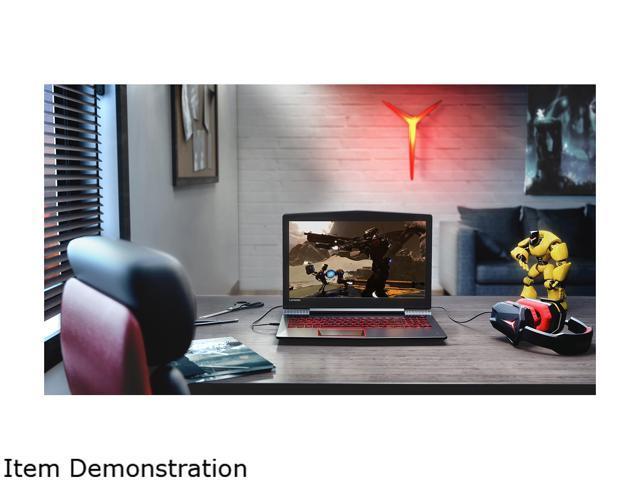 "Lenovo Legion Y520 (80WK001JUS) 15.6"" Intel Core i7 7th Gen 7700HQ (2.80 GHz) NVIDIA GeForce GTX 1050 Ti 8 GB Memory 1 TB HDD Windows 10 Home 64-Bit Gaming Laptop"