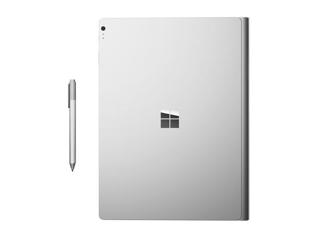 "Microsoft Surface Book CR9-00001 Intel Core i5 6300U (2.40 GHz) 8 GB Memory 128 GB SSD Intel HD Graphics 520 13.5"" Touchscreen 3000 x 2000 Detachable 2-in-1 Laptop Windows 10 Pro 64-Bit"