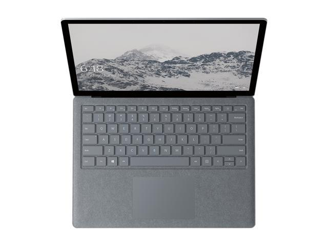 "Microsoft Surface 13.5"" Laptop DAJ-00001 Intel Core i7 7th Gen 7660U (2.50 GHz) 8 GB Memory 256 GB SSD Intel Iris Plus Graphics 640 Touchscreen Windows 10 S - Platinum"