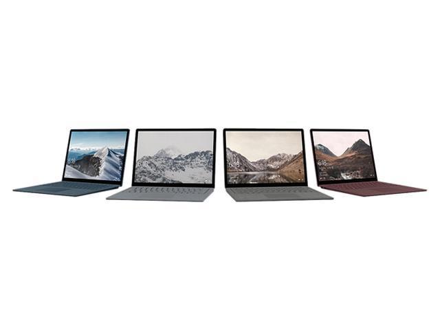 "Microsoft Laptop Surface Laptop DAJ-00061 Intel Core i7 7th Gen 7660U (2.50 GHz) 8 GB Memory 256 GB SSD Intel Iris Plus Graphics 640 13.5"" Touchscreen Windows 10 S"