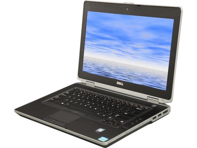 "Refurbished: DELL Grade B Laptop E6430 Intel Core i5 3rd Gen 3320M (2.60 GHz) 4 GB Memory 128 GB SSD 14.0"" Windows 10 Home 64-bit"