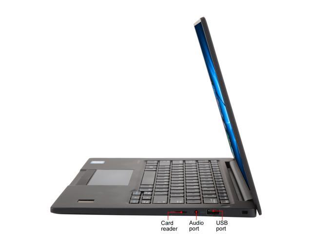 "Refurbished: DELL Laptop Latitude 7370 M7 Intel Core M7 6Y75 (1.20 GHz) 16 GB Memory 256 GB SSD Intel HD Graphics 515 13.3"" Touchscreen Windows 10 Pro"