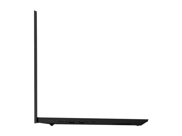 "Lenovo Laptop ThinkPad E585 (20KV000YUS) AMD Ryzen 7 2700U (2.20 GHz) 8 GB Memory 256 GB SSD AMD Radeon RX Vega 10 15.6"" Windows 10 Pro 64-bit"